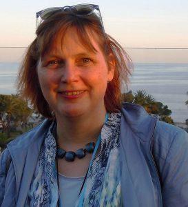 Porträtfoto Christiane Feldmann-Leben