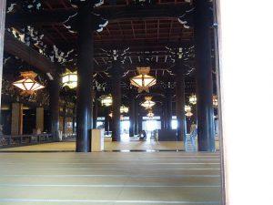 Higashi-Hongan-Ji in Kyoto